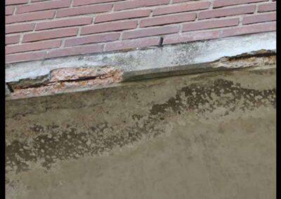 Balkong renovering - Armeringskorrosion