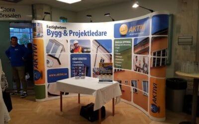 Styrelsemässan – Malmö  –  Mycket besök och frågor