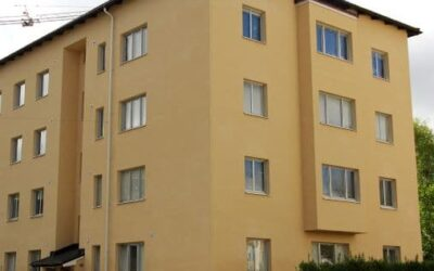 Fasadrenovering – Förvandlingen av byggnaden är total